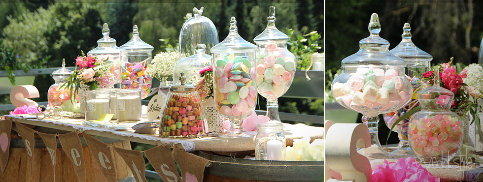 Outdoor Candy Bar