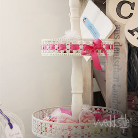Candy Bar Etagere