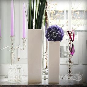 Blumenvasen Vasen Fur Hochzeit Mieten Weddstyle