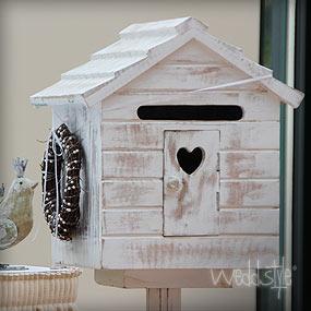 Hochzeitsgeschenke Briefbox Weddstyle